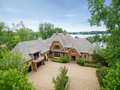 Wayzata MN Single Family Home For Sale: $6,500,000
