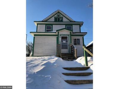 Saint Paul Single Family Home For Sale: 1266 7th Street E