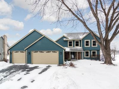 Prior Lake Single Family Home For Sale: 15721 Island View Road NW