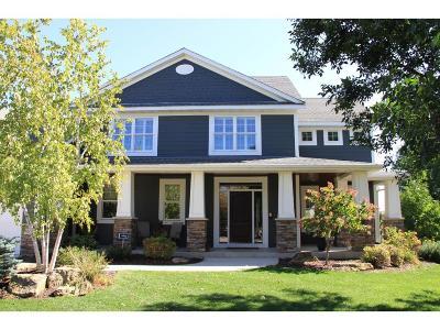 Northfield Single Family Home For Sale: 1008 Prairie Circle