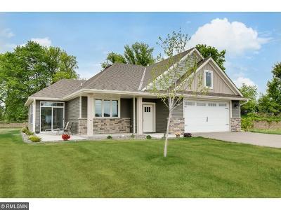Hugo Condo/Townhouse For Sale: 4863 Prairie Trail N
