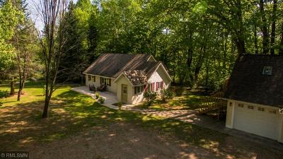 Single Family Home For Sale: 16591 Pine Lake Road
