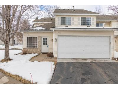 Burnsville Condo/Townhouse For Sale: 2316 Williams Drive