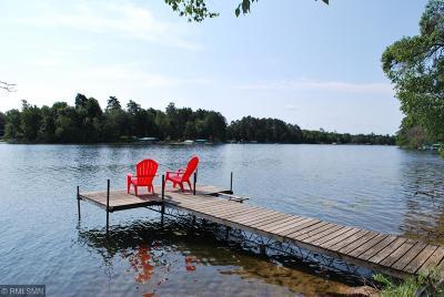 Crosslake Single Family Home For Sale: 36098 Tamarack Road