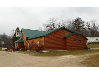 Pepin County Commercial For Sale: W2660 Hwy 10