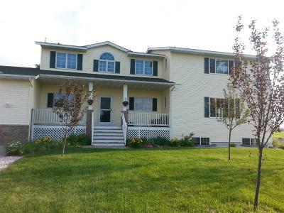 Wright County Single Family Home Contingent: 13360 60th Street NE