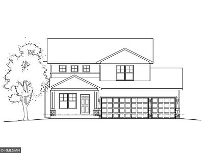 Shakopee Single Family Home For Sale: 1333 Meadow Lane