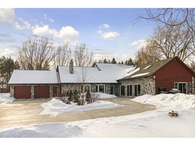 Scott County Single Family Home Contingent: 19170 Southfork Drive