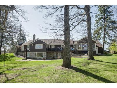Edina Single Family Home For Sale: 6604 Parkwood Road