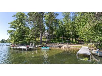Crosslake Single Family Home For Sale: 38478 County Road 66