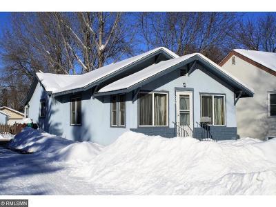 Brainerd Single Family Home For Sale: 717 2nd Avenue NE