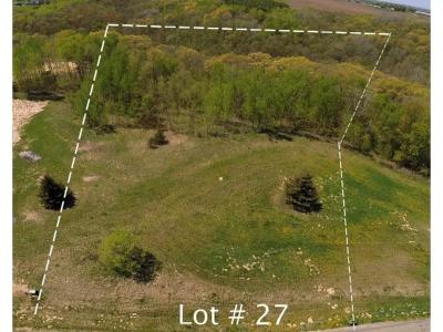 Prescott Residential Lots & Land For Sale: Lot 27 566th Avenue