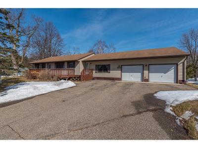 Staples Single Family Home For Sale: 903 Park Avenue NE