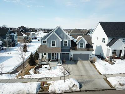 Lakeville Single Family Home Contingent: 16793 Draft Horse Boulevard