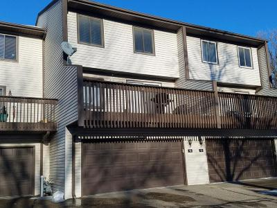 Burnsville Condo/Townhouse For Sale: 18 River Woods Lane