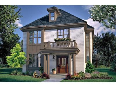 Saint Paul Single Family Home For Sale: 828 Fairmount Avenue