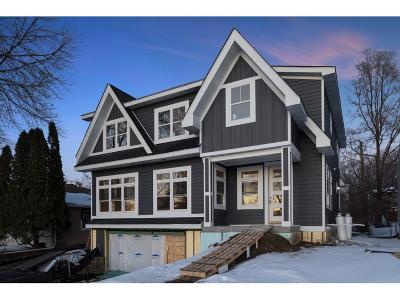 Edina Single Family Home For Sale: 6125 Kellogg Avenue