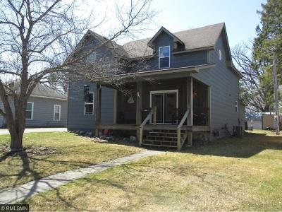 Aitkin Single Family Home For Sale: 209 3rd Avenue SE