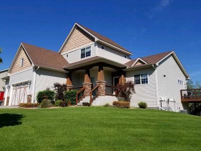 Sauk Rapids Single Family Home For Sale: 1839 Perennial Lane NE