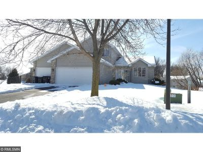 Coon Rapids Single Family Home Contingent: 12408 Swallow Circle NW