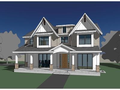 Edina Single Family Home For Sale: 4501 Dunham Drive