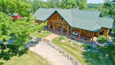 Itasca County Single Family Home For Sale: 25647 County Road 52