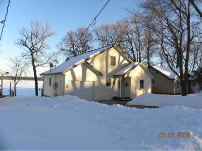 Brainerd Single Family Home For Sale: 8772 Mogensen Shores Road
