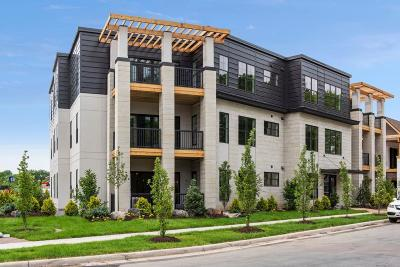 Edina Condo/Townhouse For Sale: 6124 Kellogg Avenue S #101