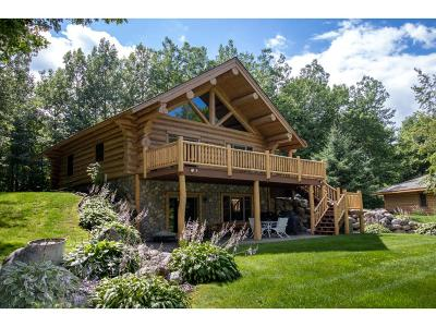 Itasca County Single Family Home For Sale: 24880 Channel Heights Road