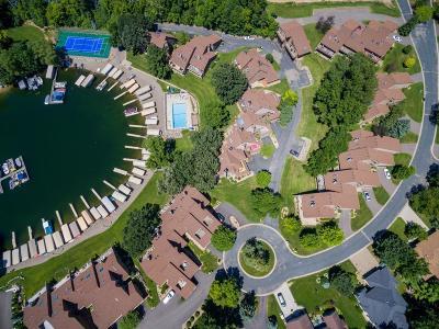 Prior Lake Condo/Townhouse For Sale: 6526 Harbor Place NE