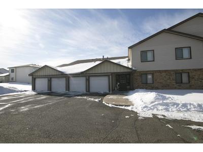 Coon Rapids Condo/Townhouse Contingent: 60 94th Circle NW #201