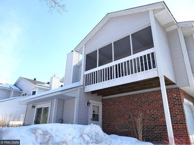 Bloomington MN Condo/Townhouse For Sale: $154,900