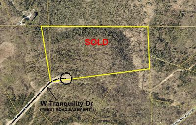 Brainerd Residential Lots & Land For Sale: Tracti W Tranquility Drive