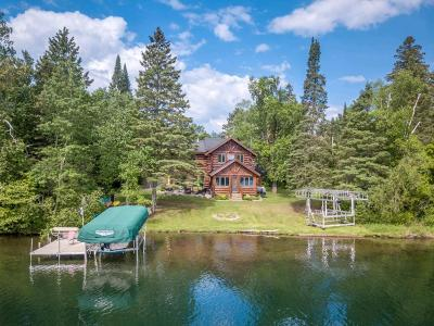 Itasca County Single Family Home For Sale: 32809 County Road 326