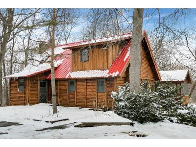 Wright County Single Family Home For Sale: 7186 32nd Street