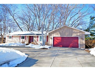 Bloomington MN Single Family Home Contingent: $325,000