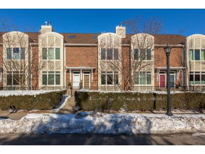 Minneapolis Condo/Townhouse For Sale: 225 Bank Street SE