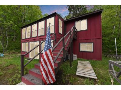 Motley Single Family Home For Sale: 3007 Pine Lane