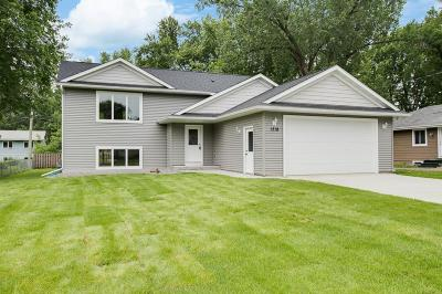 Columbia Heights Single Family Home For Sale: 4350 Stinson Boulevard NE