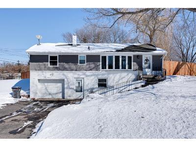 Eden Prairie Single Family Home Contingent: 15708 N Eden Drive