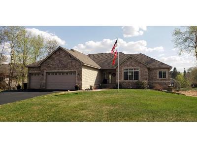 Ham Lake Single Family Home For Sale: 2240 175th Avenue NE