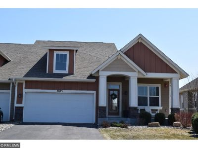 Prior Lake Condo/Townhouse For Sale: 3883 Turner Drive SW
