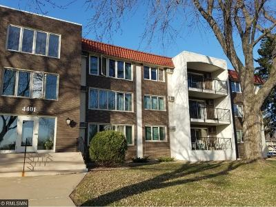 Hennepin County Condo/Townhouse For Sale: 4401 Parklawn Avenue #307W