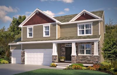 Saint Michael Single Family Home For Sale: 3516 Kadler Avenue NE