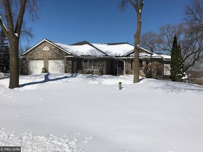 Shakopee Single Family Home Contingent: 12690 N Shannon Drive