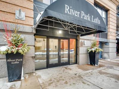 Saint Paul Condo/Townhouse For Sale: 406 Wacouta Street #714