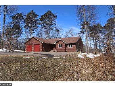 Crosslake Single Family Home For Sale: 34069 W Shore Drive