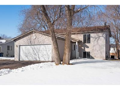 Shakopee Single Family Home Contingent: 1334 Applegate Lane