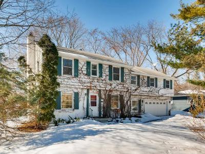 Edina Single Family Home For Sale: 516 Arthur Street