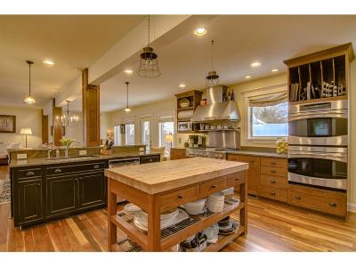 White Bear Twp MN Single Family Home For Sale: $775,000